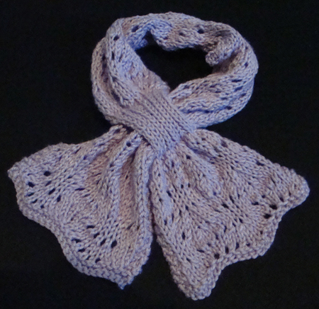Cable Scarf Pattern | Free with Baby Alpaca Yarn Purchase!