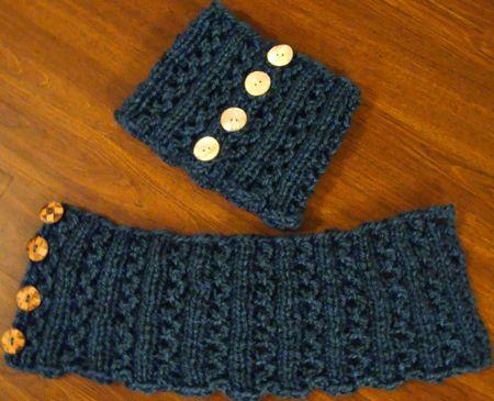 Pattern Neck Warmer Crochet Free Crochet Patterns